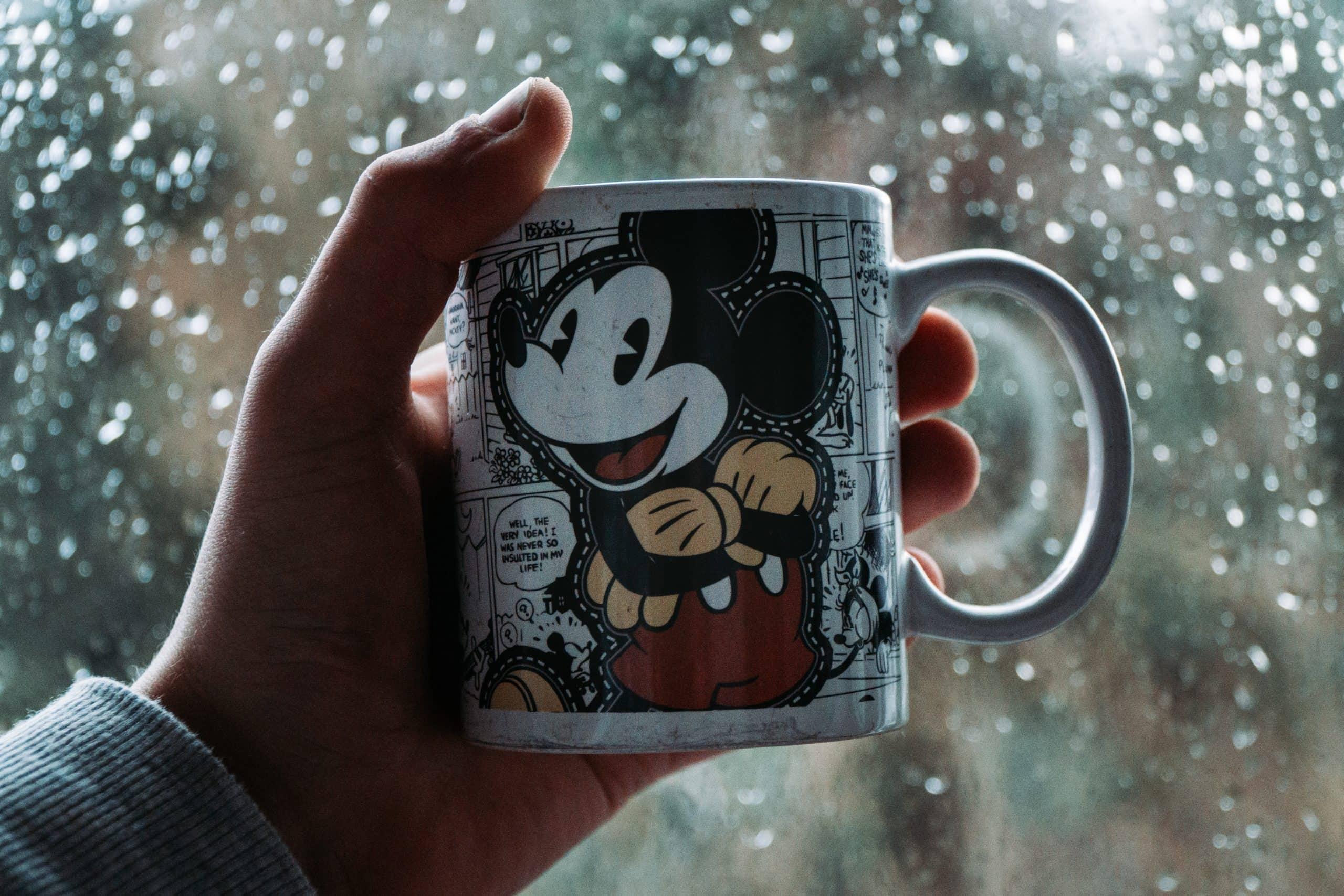 Disney Mickey Mouse mug
